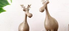 Decore sua casa com miniaturas charmosas e criativas