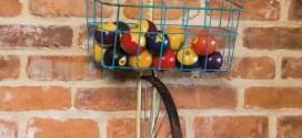 Maneiras criativas para usar bicicletas antigas na decoração