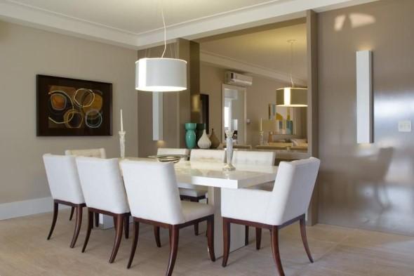 Decore sua sala de jantar com espelhos 002