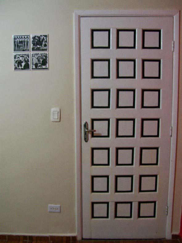 Dicas para decorar as portas com criatividade 002