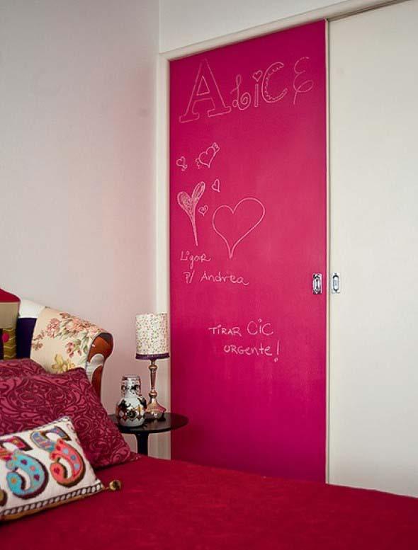 Dicas para decorar as portas com criatividade 004