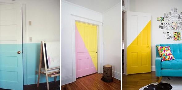 Dicas para decorar as portas com criatividade 006