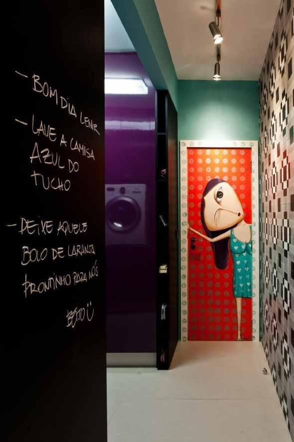 Dicas para decorar as portas com criatividade 010