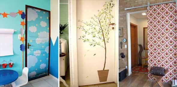 Dicas para decorar as portas com criatividade 011