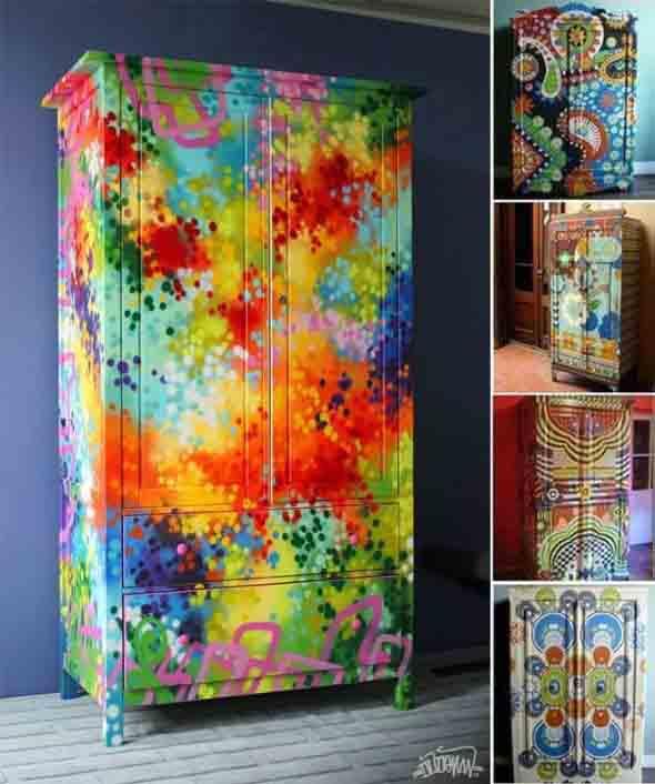 Dicas para decorar as portas com criatividade 017