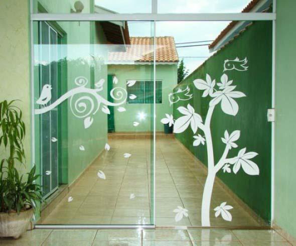 Dicas para decorar as portas com criatividade 018