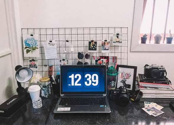 Ideias de decoração para seu Desktop 012