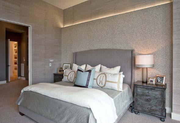 Decoração rústica nos quartos 012