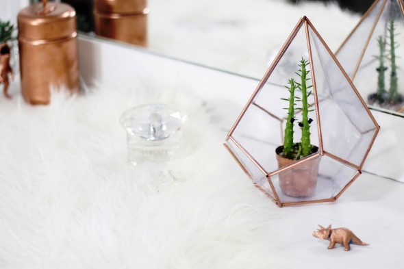 Decore sua casa com objetos geométricos 005