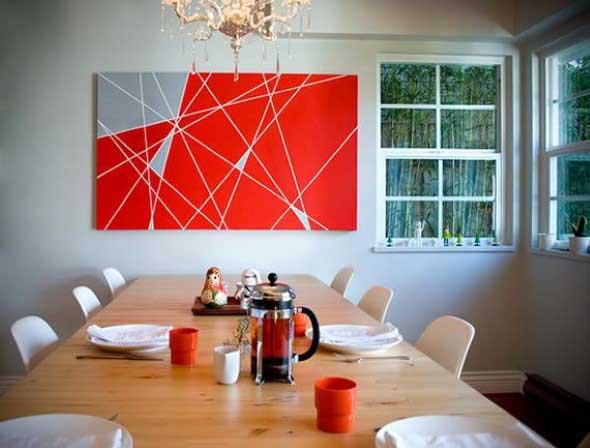 Decore sua casa com objetos geométricos 013