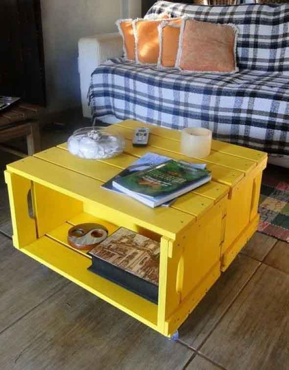 Mesinha salas de estar paletes e caixotes 004