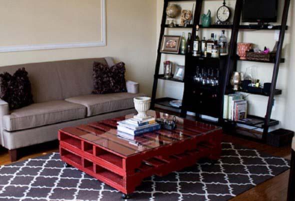 Mesinha salas de estar paletes e caixotes 018