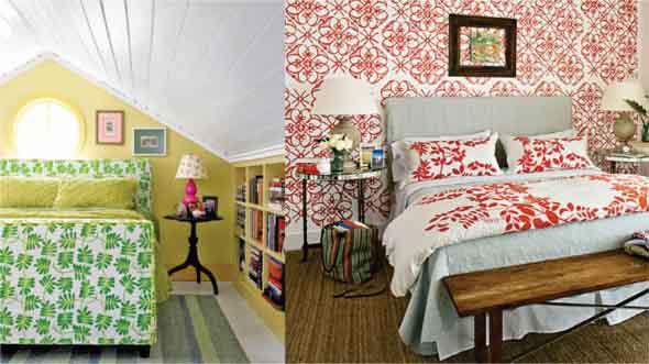Como usar estampas na decoração de casa 001