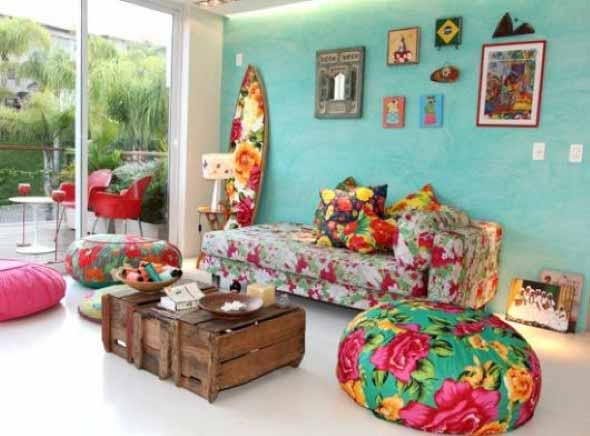 Como usar estampas na decoração de casa 011
