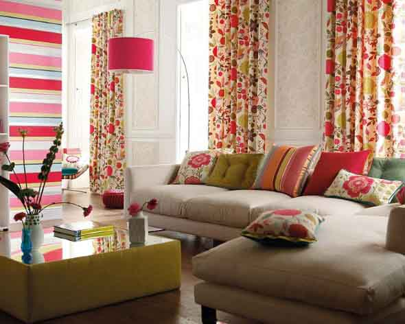 Como usar estampas na decoração de casa 015