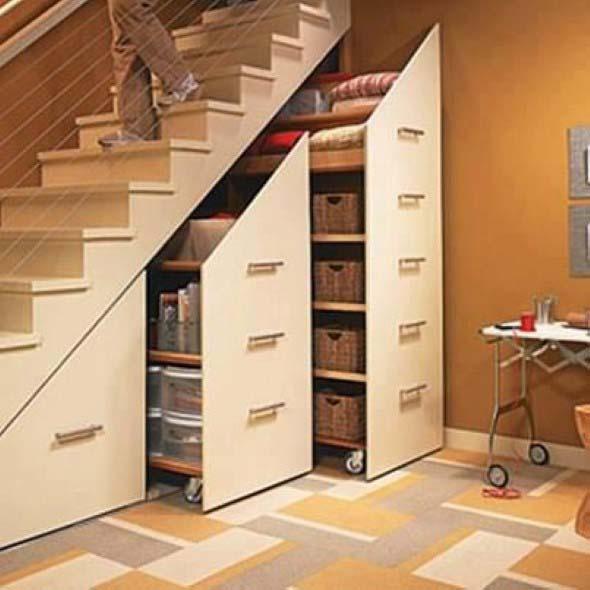 Ideias para aproveitar mais espaço na decoração 004