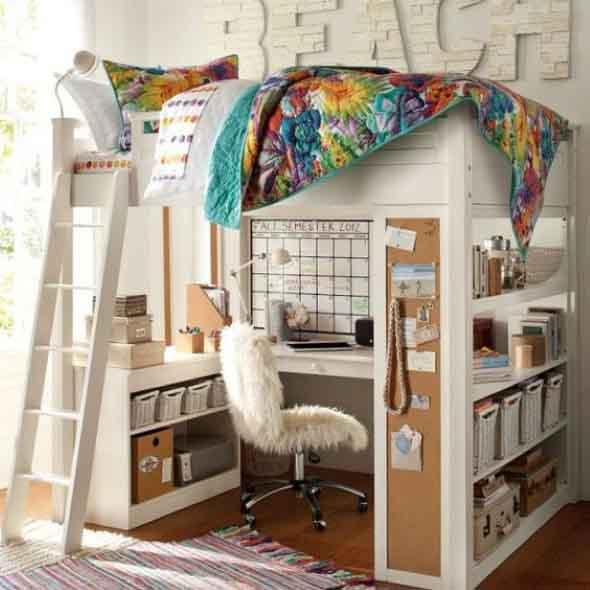 Ideias para aproveitar mais espaço na decoração 011