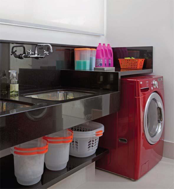 Lavanderia pequena e muito funcional 018