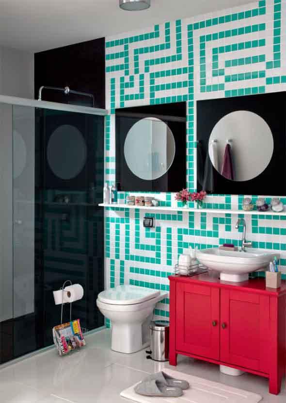 deixar o banheiro com mais cor 007