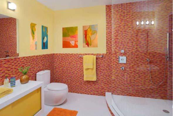 deixar o banheiro com mais cor 013