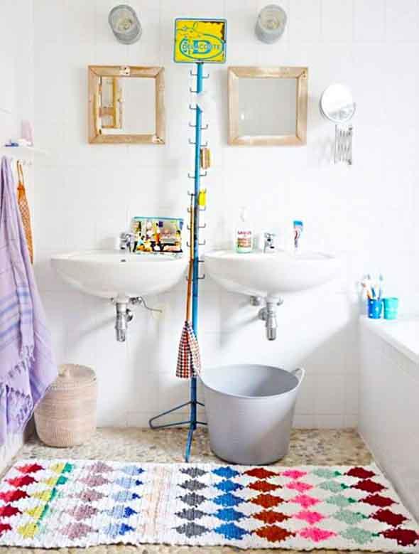 deixar o banheiro com mais cor 024