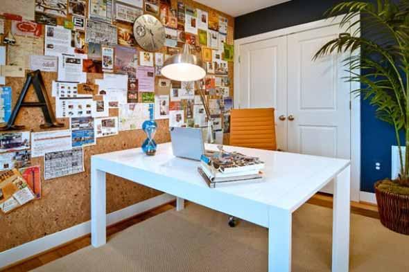 Como decorar paredes e pisos com cortiça 008