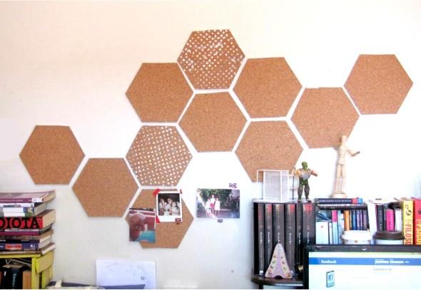 Como decorar paredes e pisos com cortiça 015