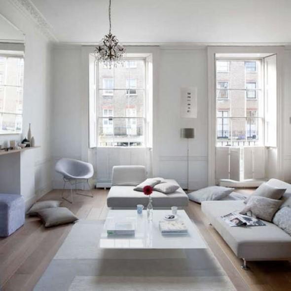 Decore toda casa na cor branca 002