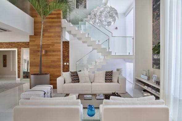 Decore toda casa na cor branca 004
