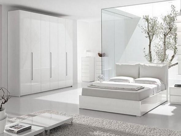 Decore toda casa na cor branca 006