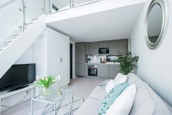 Decore toda casa na cor branca 018