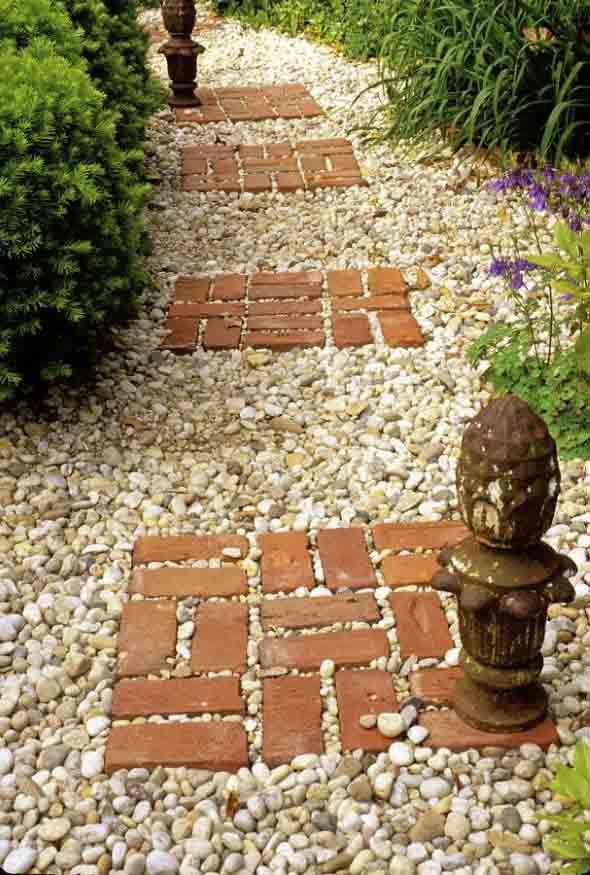 Ideias de caminho para o jardim 010