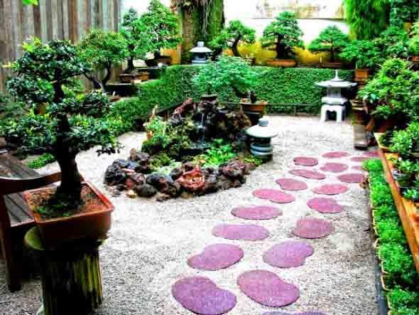 Ideias de caminho para o jardim 011
