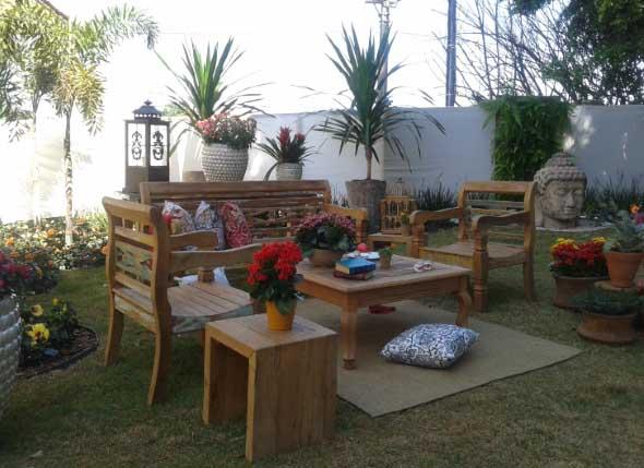 Sala de estar ao ar livre 015