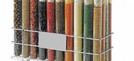 DIY – Faça em casa um prático porta temperos com tubos de ensaio