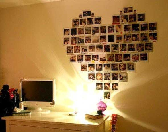 Usar fotografias para decorar paredes 001