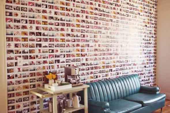 Usar fotografias para decorar paredes 004