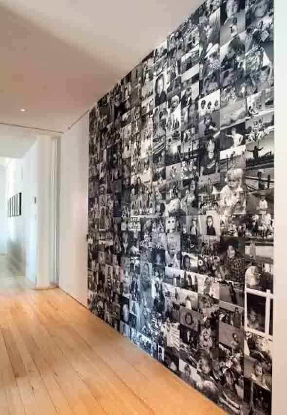 Usar fotografias para decorar paredes 014