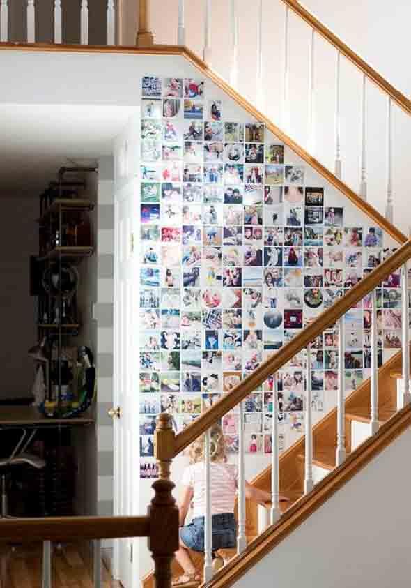 Usar fotografias para decorar paredes 016