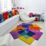 Decorar ambientes com as cores do arco-íris 001