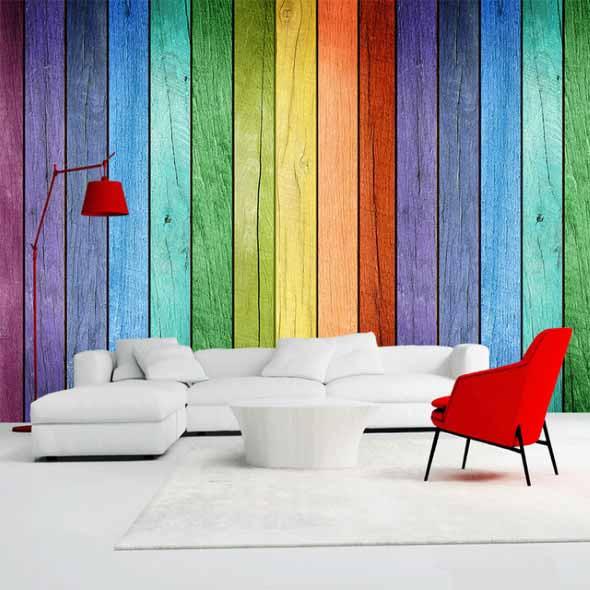 Decorar ambientes com as cores do arco-íris 011
