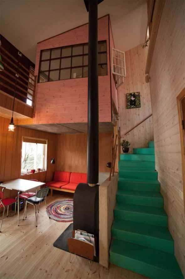 Escadas coloridas 001