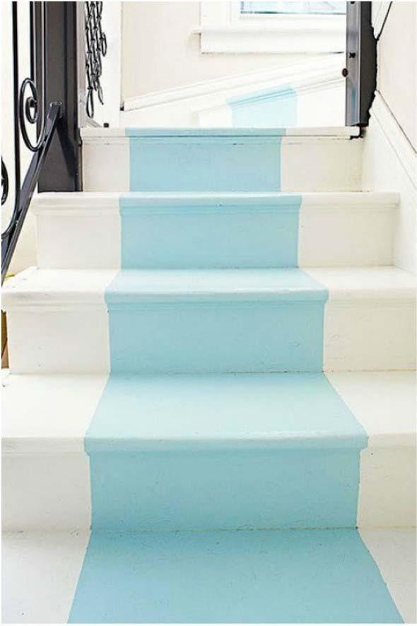 Escadas coloridas 006