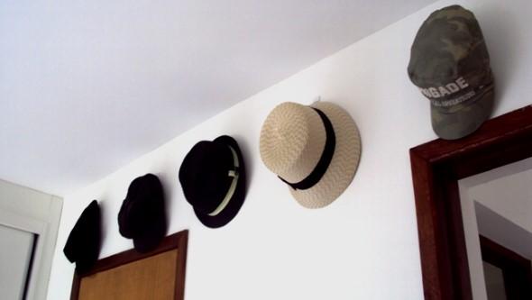 Ideias para usar chapéus na decoração 004