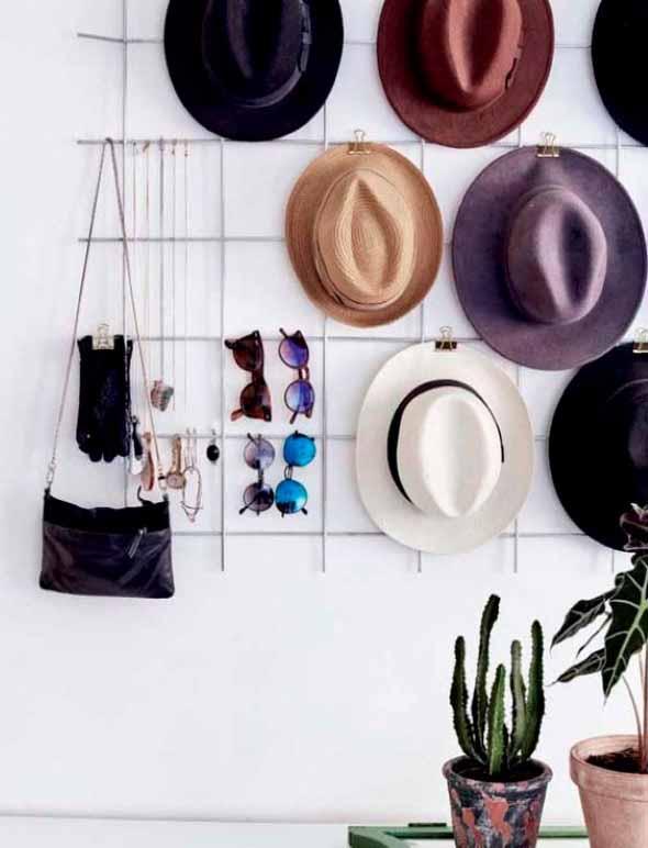 Ideias para usar chapéus na decoração 014
