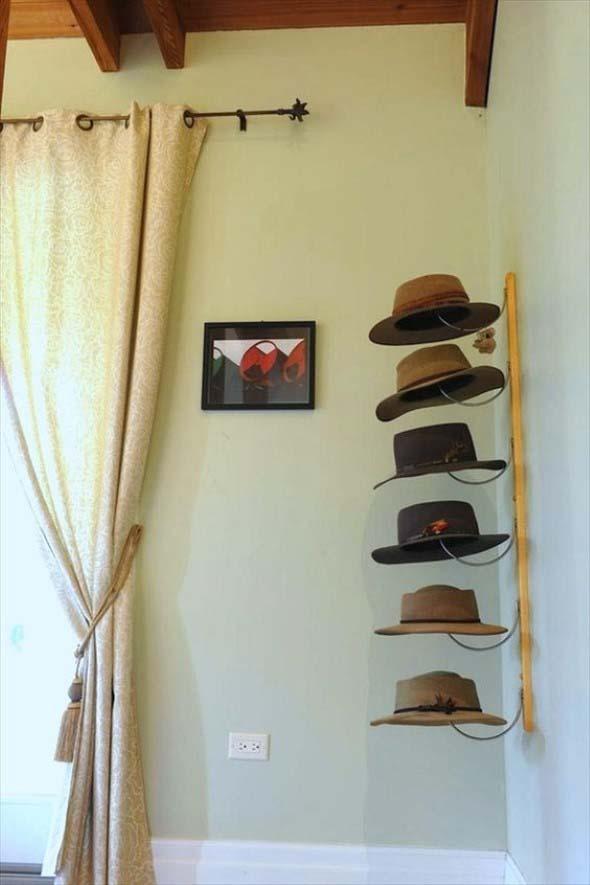 Ideias para usar chapéus na decoração 018