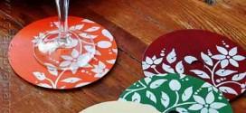 Ideias criativas para usar CDs na decoração