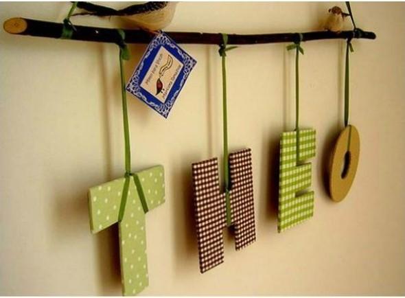 Decore sua casa com letreiros 011