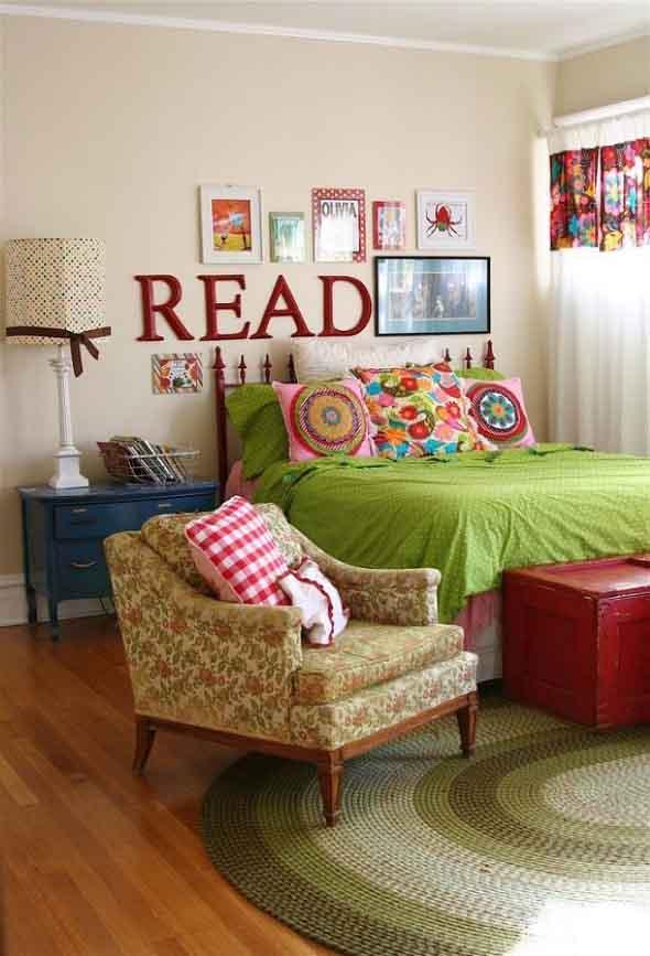 Decore sua casa com letreiros 016