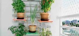Jardim suspenso na decoração – 20 ideias para você montar o seu